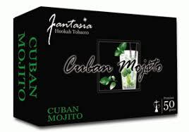 Fantasia Cuban Mojito Shisha 50 Grams