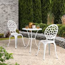 <b>3 Piece Bistro</b> Sets To Beautify Your Outdoor Space