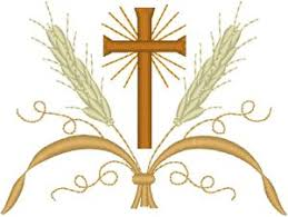Image result for wheat christian symbol