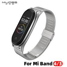 Best value Wrist Strap for Xiaomi <b>Mi Band 3 Mijobs</b> – Great deals on ...