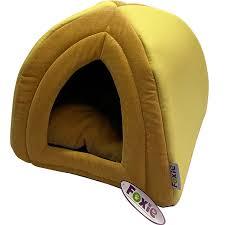 Лежак для <b>животных Foxie</b> Colour 70х60х23см бирюзовый ...