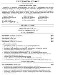 registered nurse resume samples free  seangarrette coregistered practical nurse resume sample resume template wwwresumetargetca samples resumes nurse registered licensed
