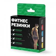Купить <b>Набор</b> Фитнес-резинок для ног FitRule 5 шт в Ростове-на ...