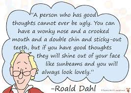 Roald Dahl Quotes. QuotesGram via Relatably.com