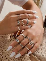 <b>Rings</b> - <b>Jewelry</b>, Shop Women's <b>Rings</b> Online | SHEIN India