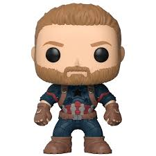 Купить <b>Фигурка Funko POP</b>! <b>Marvel</b>: <b>Avengers</b> Infinity War: Captain ...