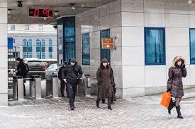 <b>Один день из жизни</b> центрального офиса «Газпрома»