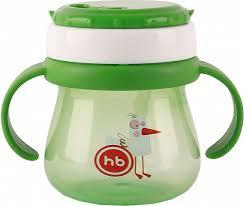 <b>Поильник Happy Baby</b> с трубочкой и ручками с 9 мес 250 мл в ...