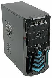 Компьютерный <b>корпус 3Cott 3C</b>-<b>ATX110GB</b> 500W Black — купить ...