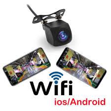 Wifi <b>Rear View Camera</b> 1080P HD Night Vision <b>Car</b> Camera ...