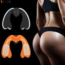 <b>EMS</b> Electric <b>Hip Trainer Rechargeable</b> Buttock Lifting Enhancer ...