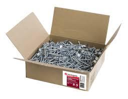 Ершенные <b>гвозди оцинкованные</b> SHINGLAS, 30х3,5 мм, 5 кг ...