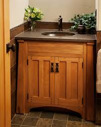 arts crafts bathroom vanity:  images about craftsman style bath on pinterest window clings craftsman and vanities