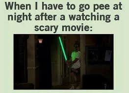 Effects of Scary movie | Funny Pictures, Quotes, Memes, Jokes via Relatably.com