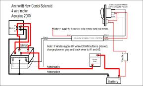 anchorlift 2000 watt 4 wire motor aquarius 4 wire motor circuit breaker installation switch panel