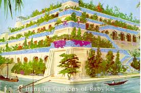 The Hanging Gardens of Babylons' Water System