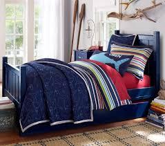 navy blue bed blue kids furniture