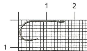 Купить <b>Крючки Crazy Fish Micro</b> Jig Joint Hook №8 (10 шт.) в ...