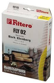<b>Filtero Мешки</b>-<b>пылесборники FLY 02</b> Эконом — купить по ...