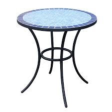 hardware dining table exclusive: garden treasures pelham bay round dining table