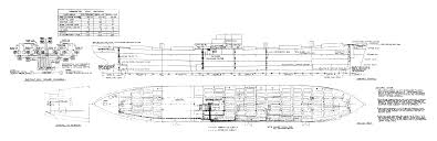usnrdl tr    appendixes dwg   power  lighting and communication diagram   sh