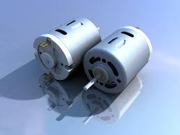 <b>DC Motor 12V</b> | 3D CAD Model Library | GrabCAD