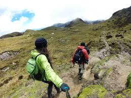 hiking and hot springs in the ecuadorian andes a perfect day trip  hiking outside of quito