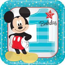 <b>1st Birthday Party</b> Supplies for <b>Boys</b> & Girls   <b>Party</b> City