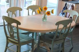 Refinishing A Dining Room Table My Greenbrae Cottage Dining Table Refinish With Annie Sloan