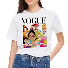 FIXSYS 2019 <b>Summer Style</b> Punk Princess Printed T Shirt <b>Fashion</b> ...