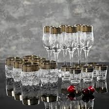 """<b>Набор</b> """"Барокко"""", <b>18</b> предметов: 6 <b>бокалов</b> 200 мл, 6 стаканов ..."""