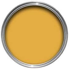 kitchen honey mustard matt emulsion paint l