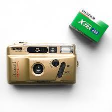 Купить Пленочный фотоаппарат Toma 900 GOLD + пленка FUJI ...