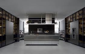 kitchen island integrated handles arthena varenna: poliform varenna arthena industrial design kontaktmag