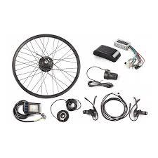 Комплект для велогибрида <b>Eltreco</b> 022199 <b>36V 500W</b> LCD 20 ...