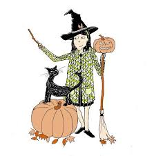 The Witch Who Was Frightened Of <b>Halloween</b> - Storynory