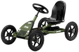 BERG Toys 24 21 34 00 Jeep Junior <b>Pedal Go Kart</b> - Larissa Meloha