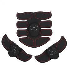 Electric Muscle <b>Stimulator</b> ABS Training <b>Slimming</b> Fitness Abdomen ...