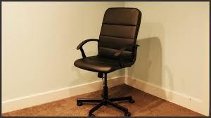 ikea office chair assembly assembling ikea chair