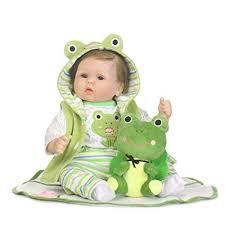 Buy <b>NPKDOLL</b> Handmade <b>Soft</b> Simulation Silicone Reborn Baby ...