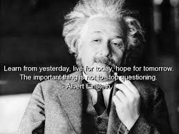 Quotes About Learning By Albert Einstein Gallery