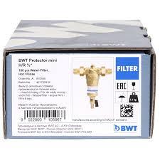 """<b>Фильтр</b> механической очистки <b>BWT</b> Protector Mini 1/2""""для горячей ..."""