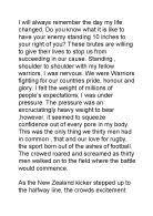 essay on soccer group identity essays