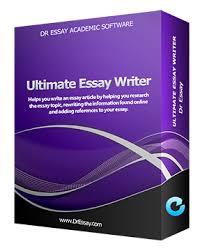 Essay Writer Software  Auto Assignment Writer   Dr Essay Dr Essay