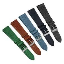 <b>Genuine Leather</b> Watch Straps / Watch <b>Bands</b> | WatchGecko