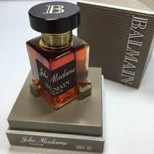 Jolie Madame Pierre Balmain pure parfum 8ml. Rare <b>vintage</b> 1970s ...