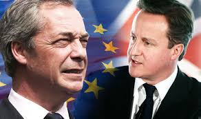 Image result for cameron. farage. gove