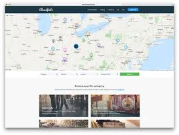best wordpress classifieds directory themes colorlib classifieds