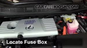 drl replacement lexus cth lexus cth l cyl replace a fuse 2011 2016 lexus ct200h