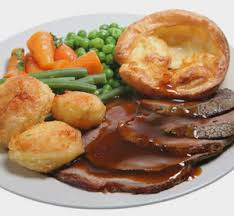 Image result for roast dinner